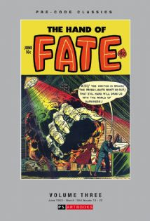 Pre-Code Classics Hand Of Fate  Volume 3